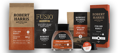 Our Coffee Products | Robert Harris Coffee Roasters